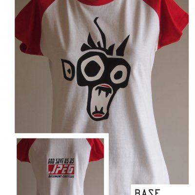 shirt base petico female